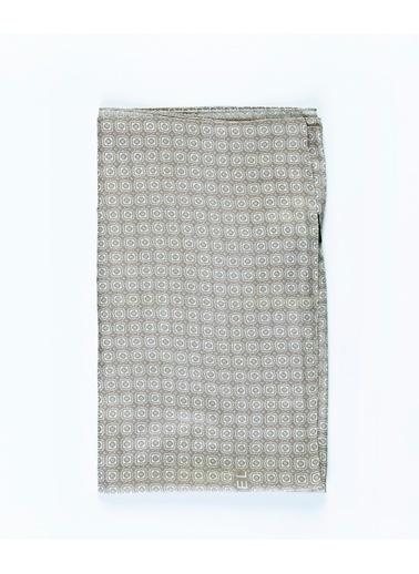 Akel Akel 1473A01 90 X 180 Cm Polyester Vual Vizon Kadın Şal Vizon